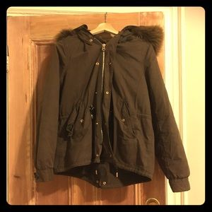 Zara convertible jacket